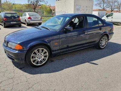 brugt BMW 320 Serie 3 E46 Diesel