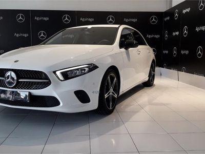 used Mercedes A180 d AUT 7 VEL+PAQ NIGHT+ PREMIUM + 2 MANTENIM GRATIS