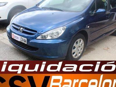 usado Peugeot 307 2.0HDI XR Clim Plus