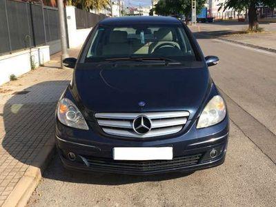usado Mercedes B170