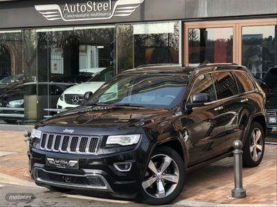 usado Jeep Grand Cherokee 3.0 V6 Diesel Overland 250 CV