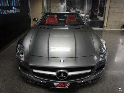 usado Mercedes SLS AMG Sls AmgRoadster 2p. -12