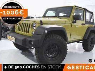usado Jeep Wrangler Diesel