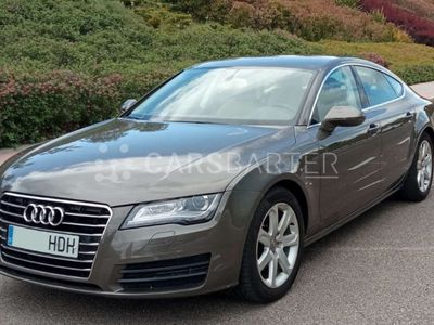 usado Audi A7 Sportback 3.0TDI quattro S-Tronic 204 5p