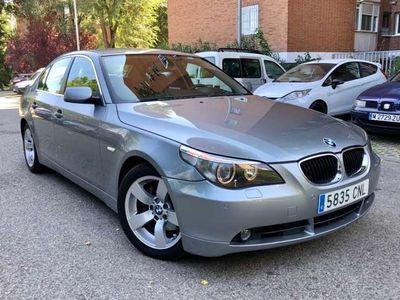 usado BMW 530 Serie 5 E60 Diesel 218cv auto