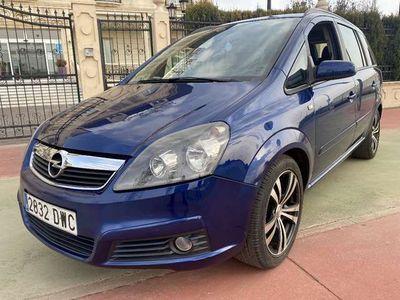 usado Opel Zafira 1.9CDTi Cosmo Deportivo 120