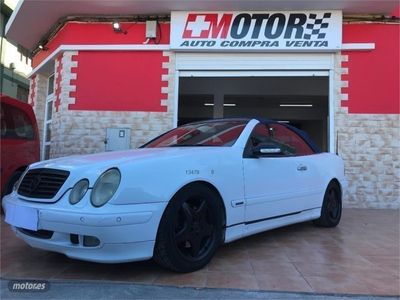 gebraucht Mercedes CLK320 Clase CLKELEGANCE AUTO