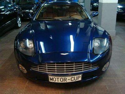 usado Aston Martin Vanquish V12