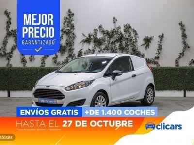 usado Ford Fiesta 1.5 TDCi 55kW White Edition 3p
