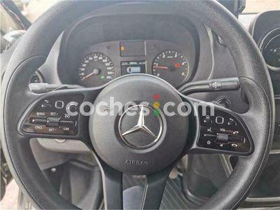usado Mercedes Sprinter Furgón 214cdi Medio T.e 143 cv en Barcelona