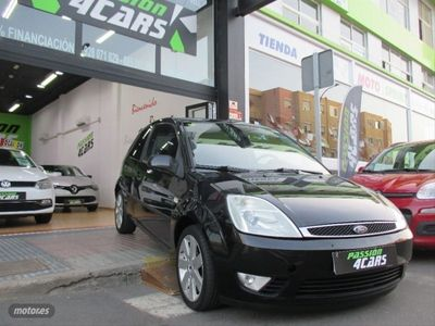 usado Ford Fiesta 1.4 TDCi Ambiente Coupe