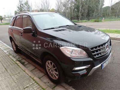 usado Mercedes ML250 250 BlueTEC 4MATIC 5p
