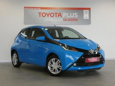 brugt Toyota Aygo 70 x-play