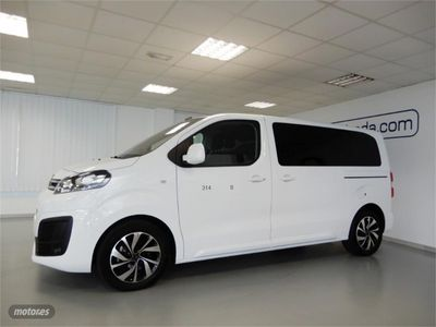 usado Citroën Spacetourer Talla M BlueHDi 131KW180 SS EAT6 Feel