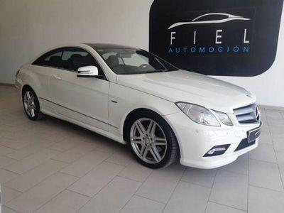 usado Mercedes E250 Coupé CDI BE