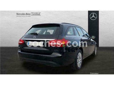 usado Mercedes 200 Clase C C Estate9g-tronic 160 cv en Sevilla