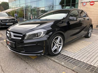 brugt Mercedes A200 CDI BE AMG Line ¡¡ IMPECABLE !!