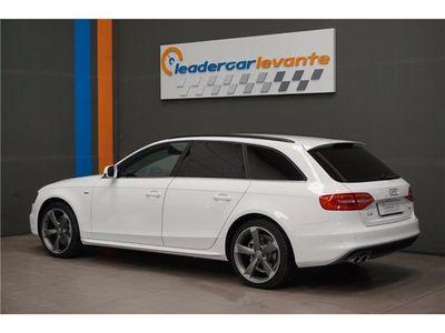 usado Audi A4 Avant 2.0TDI CD S line edition 190CV