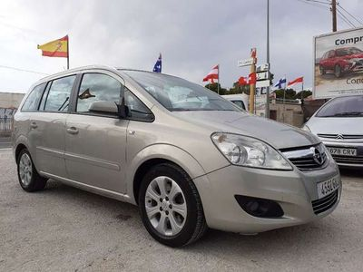 usado Opel Zafira 1.9CDTi Sport 120