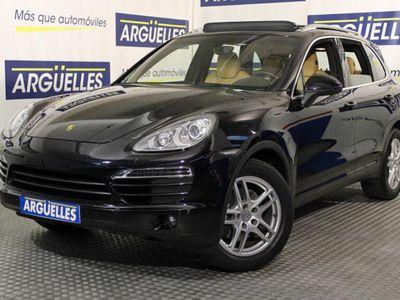 usado Porsche Cayenne 3.6 Tiptronic V6 300cv IMPECABLE 42.000Kms