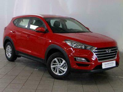 usado Hyundai Tucson 1.6 GDI 97KW (131CV) SLE 4X2