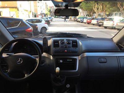 usado Mercedes Viano 2.2 CDI Trend Larga -05
