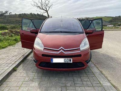 usado Citroën Grand C4 Picasso 1.6HDI SX