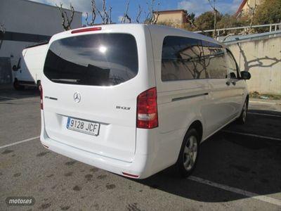 usado Mercedes V200 ClaseCDI Avantgarde Compacto