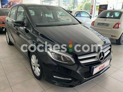 usado Mercedes B200 Clase B136 cv en Pontevedra