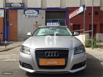 usado Audi A3 2.0 TDI 140cv DPF Attraction