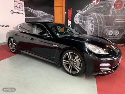used Porsche Panamera 4.8 4S