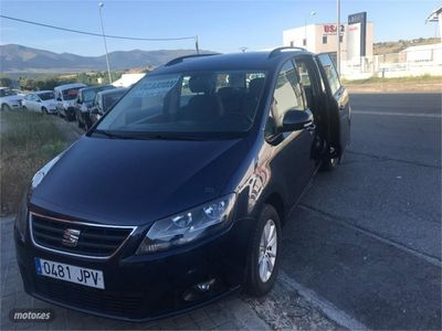 usado Seat Alhambra 2.0 TDI 110kW 150CV Eco SS Style