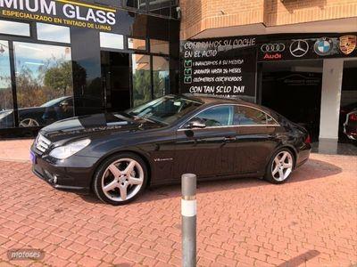 usado Mercedes CLS55 AMG CLSAMG