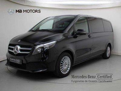 usado Mercedes V220 d 7 plazas, NUEVO MODELO, CAMARA 360, DOBLE CLIMA