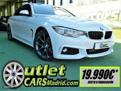 usado BMW 418 Serie 4