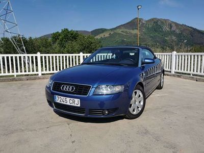 usado Audi Cabriolet 1.8T