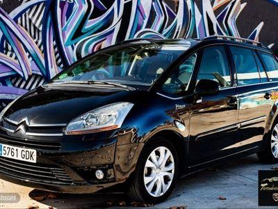 usado Citroën Grand C4 Picasso 2.0 16v CMP Exclusive
