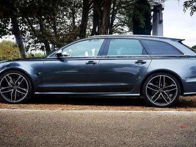 used Audi RS6 Avant 4.0 TFSI quattro Tiptronic