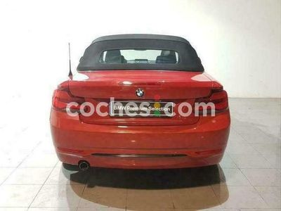 usado BMW 218 Serie 2 ia Cabrio 136 cv en Barcelona