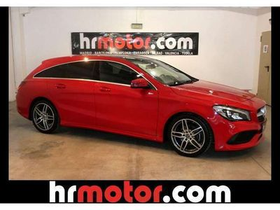 usado Mercedes CLA200 Shooting Brake
