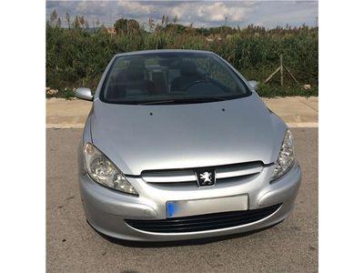 usado Peugeot 307 CC 1.6