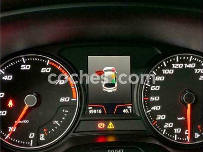 usado Seat Leon 1.5 Tgi Gnc S&s Fr Fast Edition 130 130 cv en Barcelona