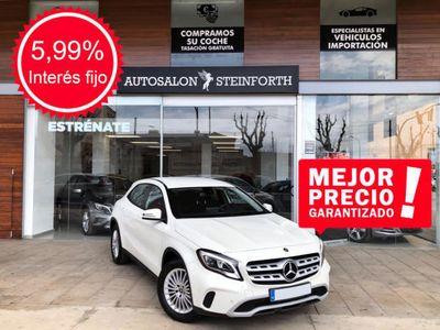 brugt Mercedes GLA200 d AUTOMATICO 7G / KEYLESS GO / NAV / LED