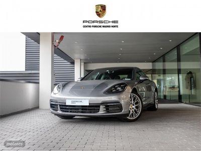brugt Porsche Panamera 4S Aut.
