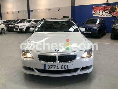 usado BMW 501 Serie 6 635da Coupécv en Salamanca