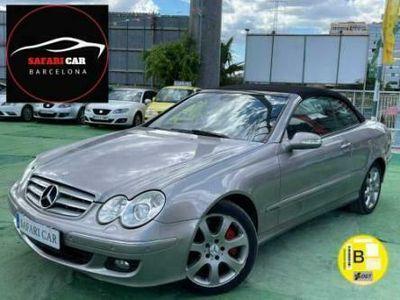 usado Mercedes CLK320 Clase C3.0 224cv