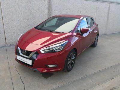 usado Nissan Micra 5p 1.5dCi N-CONNECTA