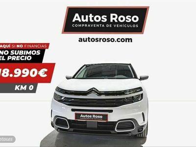 usado Citroën C5 Aircross PureTech 96kW 130CV SS Live Pack