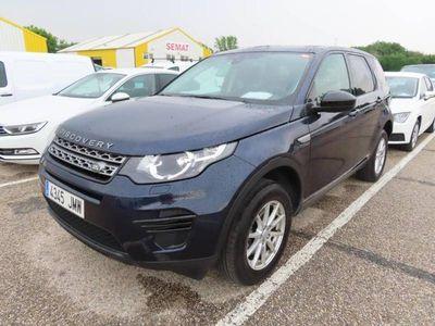 usado Land Rover Discovery Sport 2.0l Td4 150cv4x4 Pure