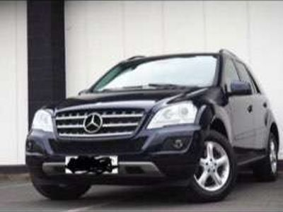 usado Mercedes ML300 CDI BE 4M Aut.